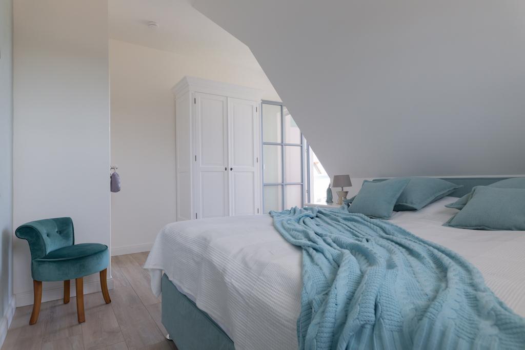 Ferienhaus Nautilus Schlafzimmer