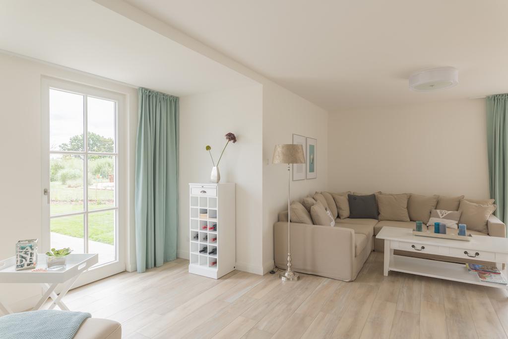Ferienhaus Nautilus - Ein Sofa zum Relaxen und Träumen